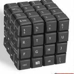 9-QWERTY-Rubik-Cube