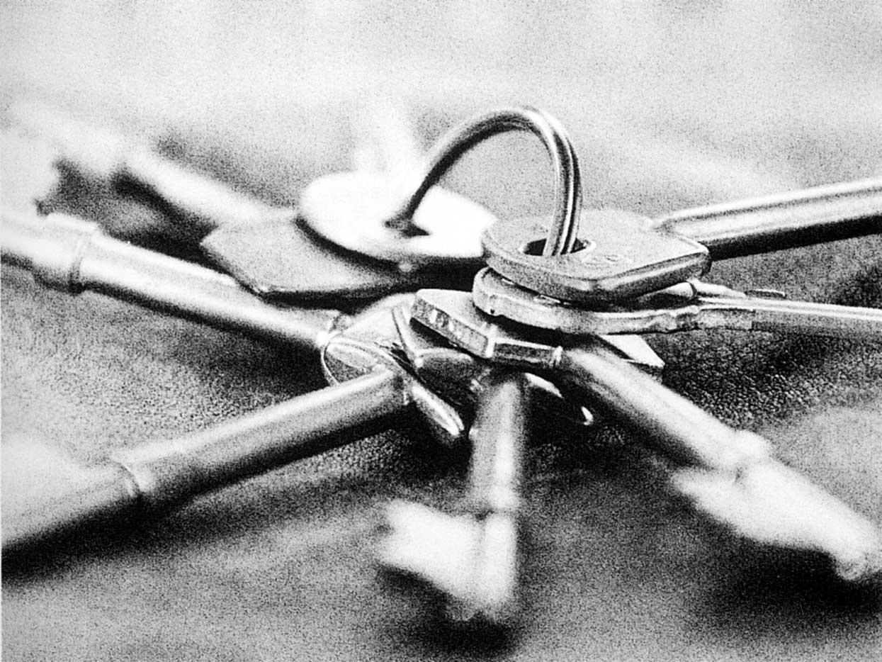 Caccia alle chiavi