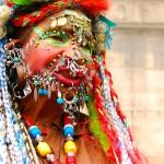 La donna con più piercing al mondo