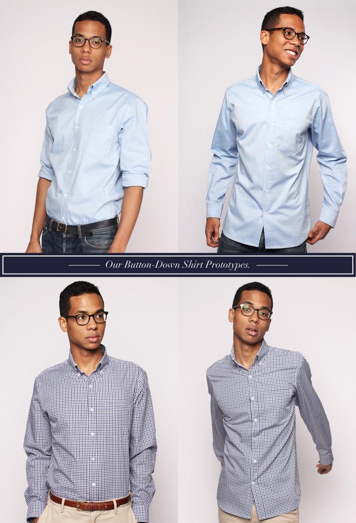 Arriva la camicia che non si lava né si stira, la si può indossare per 100 giorni di fila…