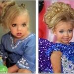 Ossessionata dai concorsi di bellezza, guardate come ha ridotto la figlia!