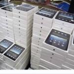 Ordina 324 iPad e riceve a casa un carico di mattoni