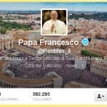 Secondo il Vaticano, se segui il Papa su Twitter passerai meno tempo in Purgatorio