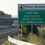 Il controllo velocità con sistema tutor ci spierà in autostrada come il Grande Fratello!