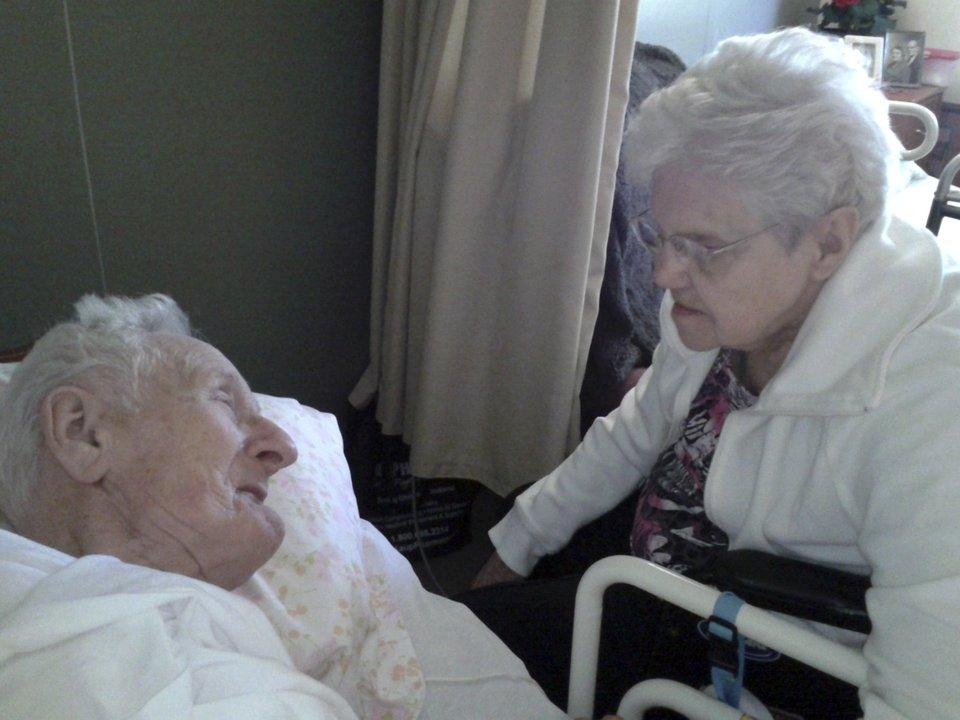 Harold e Ruth Knapke sposati per 65 anni, muoiono lo stesso giorno
