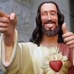 Gesù Cristo torna sulla terra e incontra un milanese, un veneto ed un romano