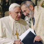 Tutti gli anni da più di 2.000 anni, il giorno di Natale il Rabbino capo di Roma chiede udienza al Papa