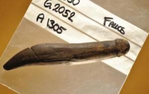Vibratore preistorico trovato in Svezia