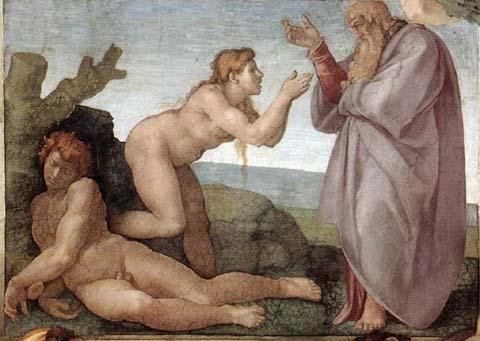 Un giorno, nel giardino dell'Eden, Eva disse a Dio…