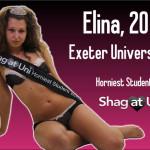 Studentessa inglese fa sesso con tre uomini alla settimana e riceve un premio