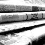 Un brigadiere incaricato dal maresciallo ogni giorno di comprare il giornale…