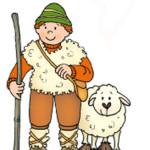 Due carabinieri devono andare a comprare una pecora per fare una festa