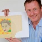 Compra un disegno a 5 dollari in un mercatino e scopre che è un Andy Warhol da 2 milioni
