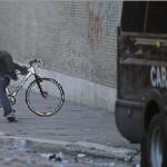 Due carabinieri mentre stano tornando a casa: