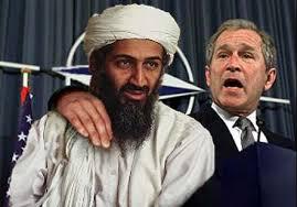 """Bin Laden telefona a Bush e gli dice: """"Ciao, George,"""