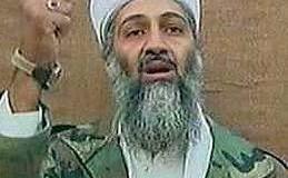 Il figlio di Bin Laden torna a casa da scuola e il padre le chiede: