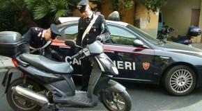 Conversazione tra un Carabiniere ed un Motociclista: