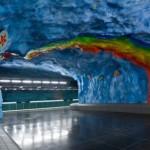 Le 10 metropolitane piu' sorprendenti del mondo