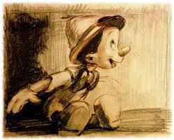 C'è Totti che va con altri due amici nella sala degli specchi e funziona che chi dice bugie sparisce.