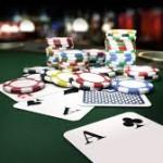 Marito e moglie, accaniti giocatori di poker