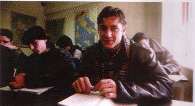 Totti è a scuola con Del Piero e Totti dice: