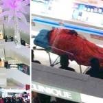 La fidanzata fa troppo shopping, uomo si suicida nel centro commerciale
