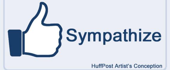 """Facebook, in arrivo il tasto """"sympathize"""""""