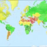 """""""Ragazze facili"""", ecco la mappa mondiale di chi la dà più o meno facilmente"""