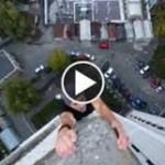 Video vietato a chi soffre di vertigini!!!