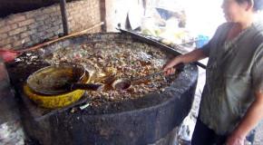 """Un decimo dell'olio utilizzato in Cina è """"olio di fogna"""""""