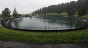 Fa pipì nel bacino idrico: 143 milioni di litri d'acqua buttati via