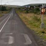 Google car va troppo veloce e finisce su Street view