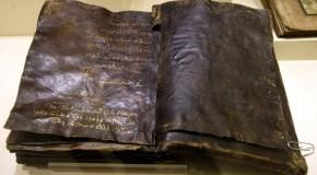 Trovata una Bibbia di 1500 anni in cui c'è scritto che Gesù non è stato crocifisso