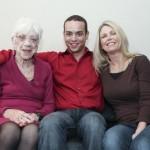 """Il ragazzo innamorato di una 91enne: """"Mi piacciono rughe e seni cadenti"""""""