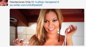 """Cile, la pornostar promette: """"16 ore di sesso con tutti se battiamo la Spagna"""""""