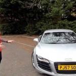 Compra un'auto di lusso grazie ai video che posta su Youtube