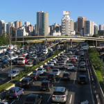 A San Paolo si è formata una coda di 250 km a causa degli scioperi per i Mondiali di calcio