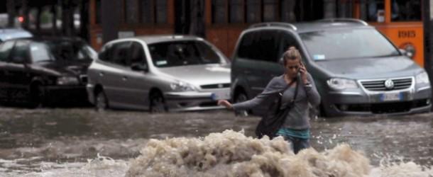 Genova, Roma e Milano: perché i fiumi esondano?