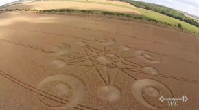 Svelato il mistero dei cerchi nel grano: la loro origine è aliena?