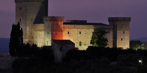 Nella Rocca di Narni potrebbero vivere entità.