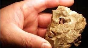 Oggetti fuori posto: un altro elemento hi-tech proveniente dalla preistoria?