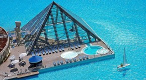 In Cile ad Algarrobo la piscina più grande del mondo