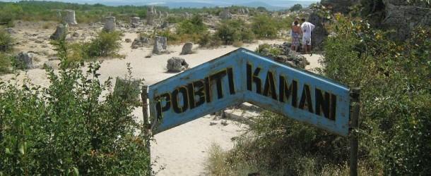 POBITI KAMANI: L'ANTICA ED ENIGMATICA FORESTA PIETRIFICATA DELLA BULGARIA