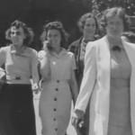 Usa, 1938: una ragazza parla al cellulare?