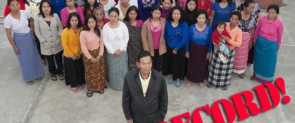 La famiglia più numerosa del mondo